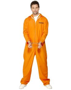 Disfraz de prisionero huido