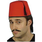 Chapeau de Maure rouge