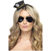 Petite casquette de policier