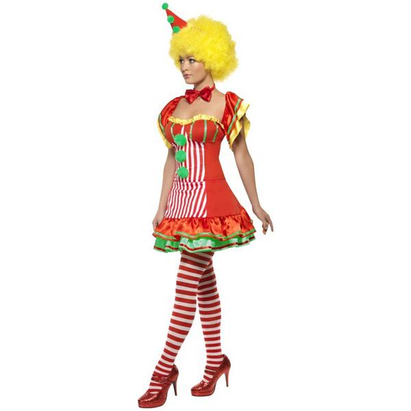 lustige clown frau kost m online kaufen g nstiger preis. Black Bedroom Furniture Sets. Home Design Ideas