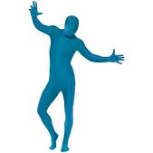 Disfraz Segunda Piel azul