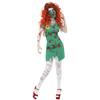 Disfraz de enfermera de quirófano zombie