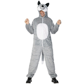 Disfraz de lobo para adulto