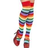 Calcetines largos multicolor