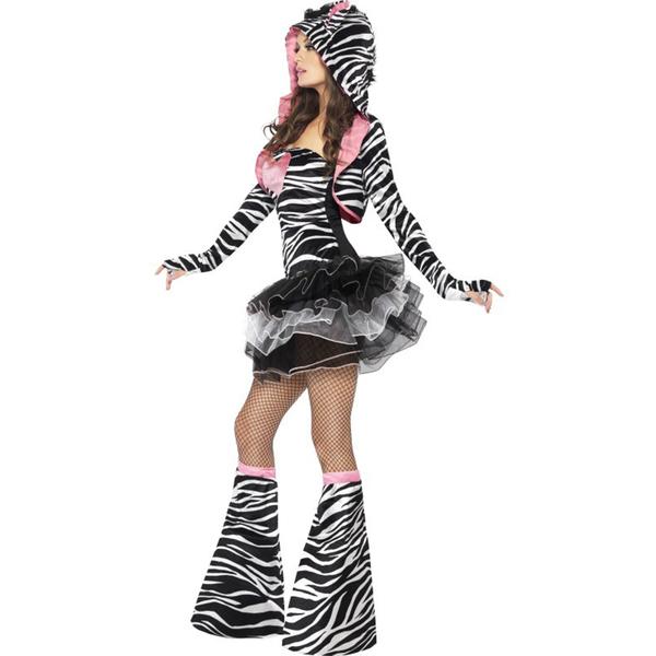 Disfraz cebra adulto imagui for Disfraz de cebra