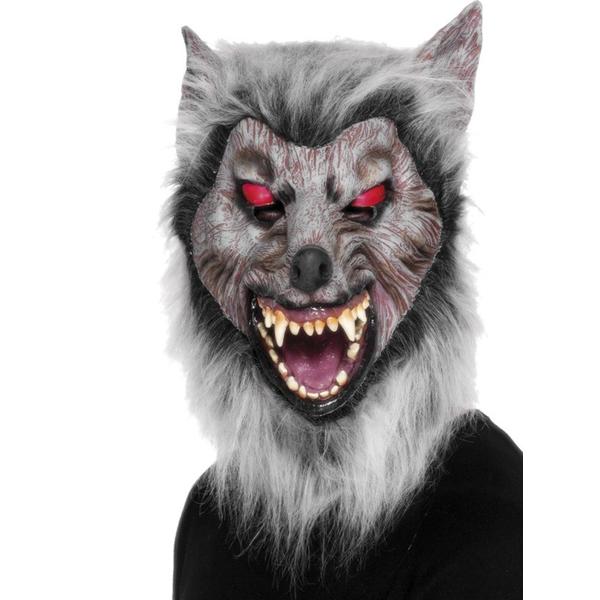 Máscara de lobo asesino: comprar online en Funidelia.