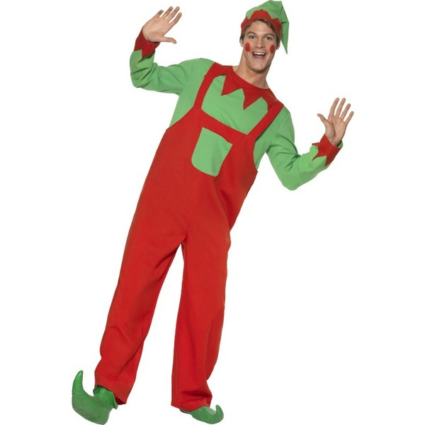 adems del tradicional disfraz del anciano disfraces diversos de elfos o renos todos ellos los mejores amigos de pap noel