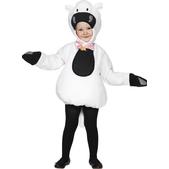 Disfraz de ovejita blanca infantil