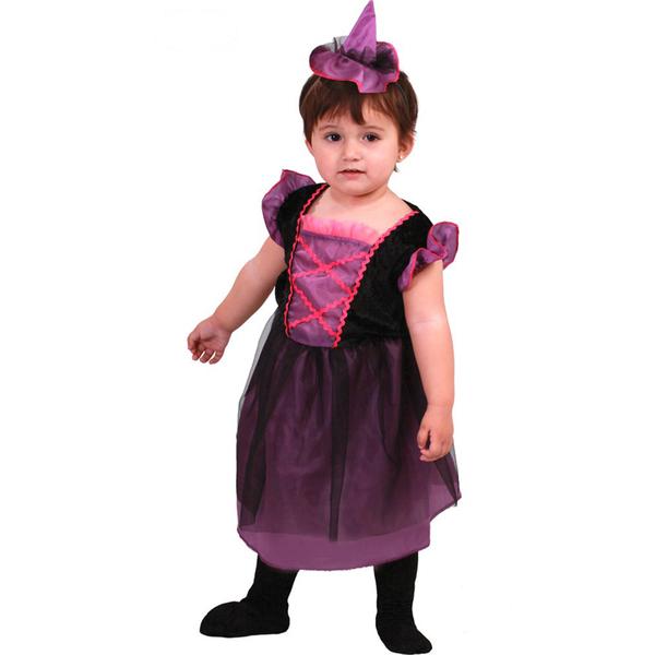 Disfraces de brujas y demonios bebés   FunideliaES - Ropa Online