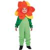Disfraz de flor niña