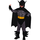 Disfraz de hombre murciélago niño