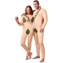 Disfraz de Adán de Adán y Eva