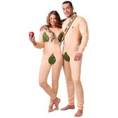 Disfraz de Eva de Adán y Eva