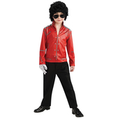 Americana de Michael Jackson Beat it para niño