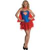 Déguisement de Supergirl corset