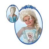 Perruque Elsa Frozen
