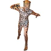 Disfraz de jaguar Morphsuits infantil