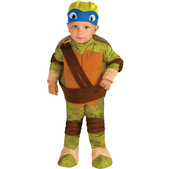 Disfraz de Leo Tortugas Ninja para bebé