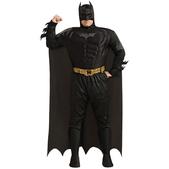 Disfraz de Batman Musculoso TDK Rises talla grande