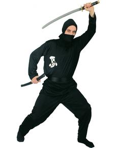 Disfraz de ninja para hombre