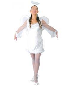 Disfraz de ángel celestial