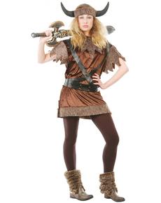 Disfraz de vikinga bruta
