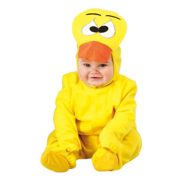 Disfraz de pato para bebé - Imagui