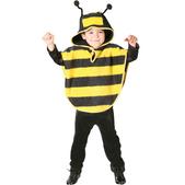 Disfraz de abejita amarilla infantil