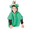 Disfraz de ranita verde infantil