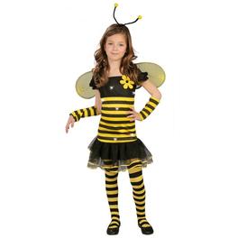 Disfraz de abeja amarilla para niña