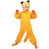 Disfraz de gato naranja infantil