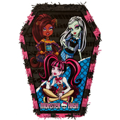 Piñata de Monster High