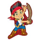 Globo de Jake y los piratas de Nunca Jamás