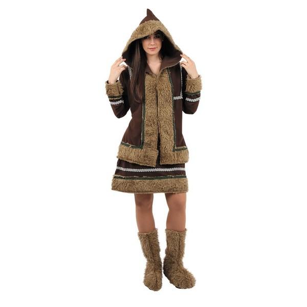 Disfraz De Esquimal Mujer Comprar Online