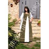 Vestido medieval Zar