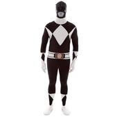 Disfraz de Power Ranger Negro Morphsuit