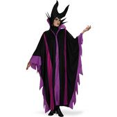 Disfraz de Maléfica Deluxe para mujer