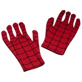 Guantes cortos Spiderman adulto
