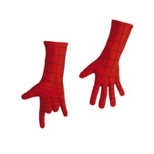Guantes largos Spiderman deluxe infantil