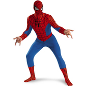 Disfraz de Spiderman deluxe para adulto