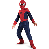 costume Ultimate Spiderman pour enfant