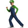 Disfraz de Luigi classic para niño