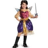 Disfraz de Zarina Hadas y Piratas para niña