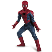 Disfraz The Amazing Spiderman 2 prestige para niño