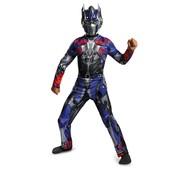 Disfraz de Optimus Prime Transformers 4 La Era de la Extinción classic para niño