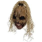 Máscara de espantapájaros deluxe