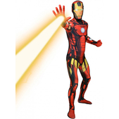 Disfraz de Iron Man Morphsuit