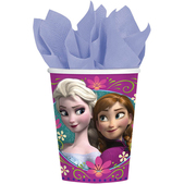 Set de vasos de Frozen