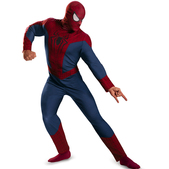 Disfraz The Amazing Spiderman 2 para adulto
