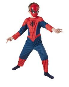 Disfraz de Ultimate Spiderman classic para niño